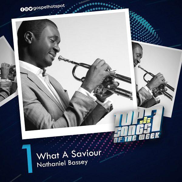 What A Saviour – Nathaniel Bassey