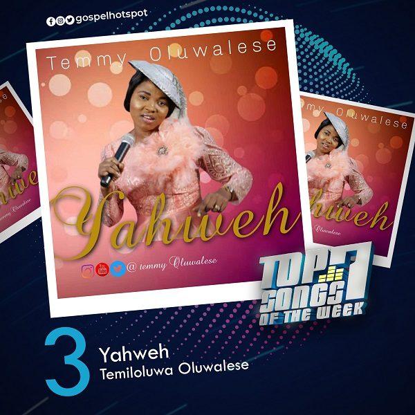 Yahweh - Temiloluwa Oluwalese