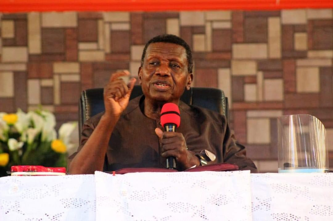 Pastor E.A Adeboye Visits Newly Ordained Pastors