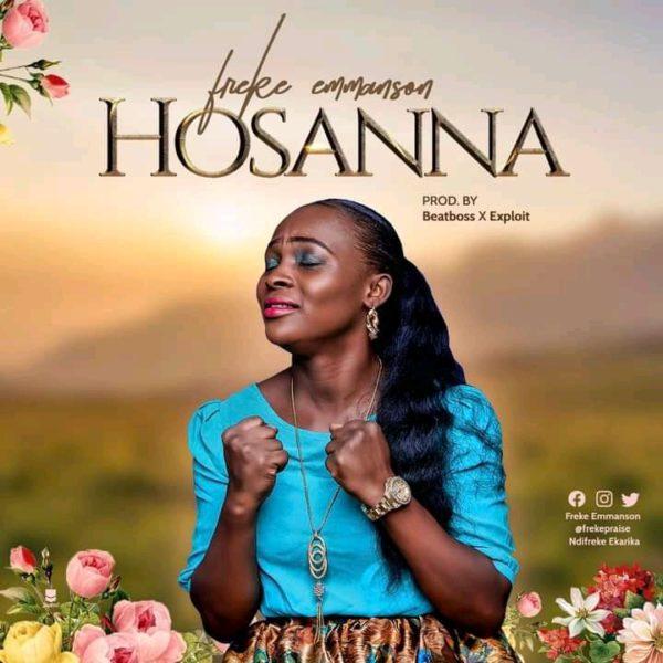 Hosanna - Freke Emmanson