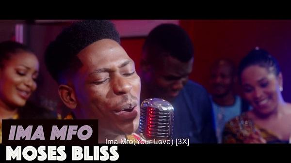 Ima Mfo - Moses Bliss
