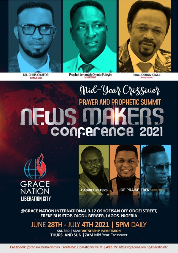 News Makers Conference 2021