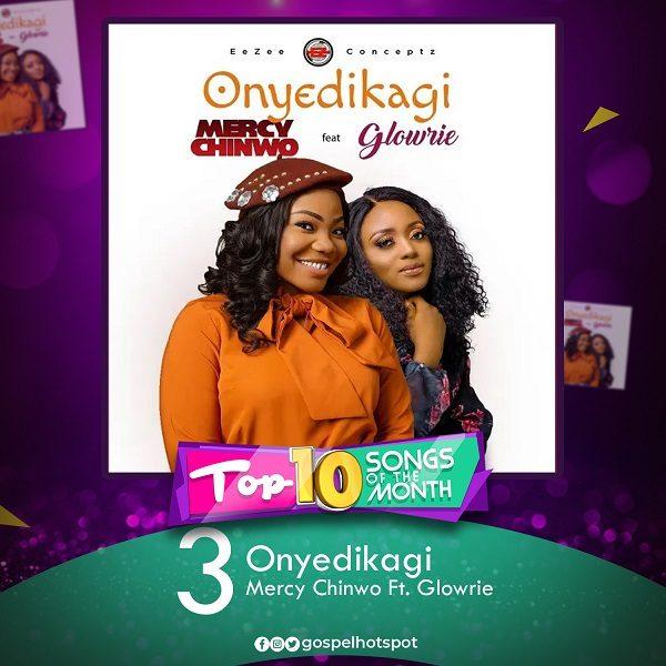 Onyedikagi – Mercy Chinwo Ft. Glowrie