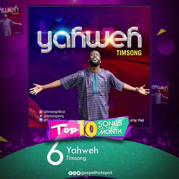 Yahweh – Timsong