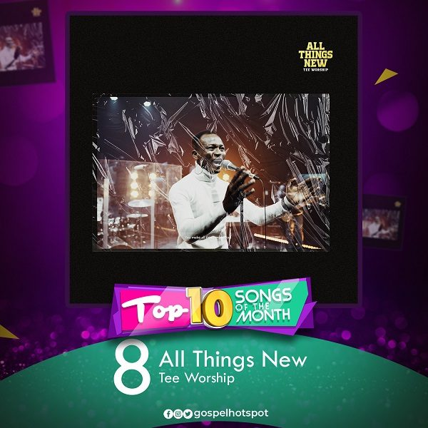 All Things New – Tee Worship