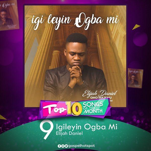 Igileyin Ogba Mi – Elijah Daniel