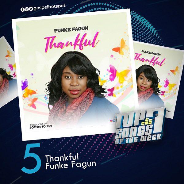 Thankful- Funke Fagun