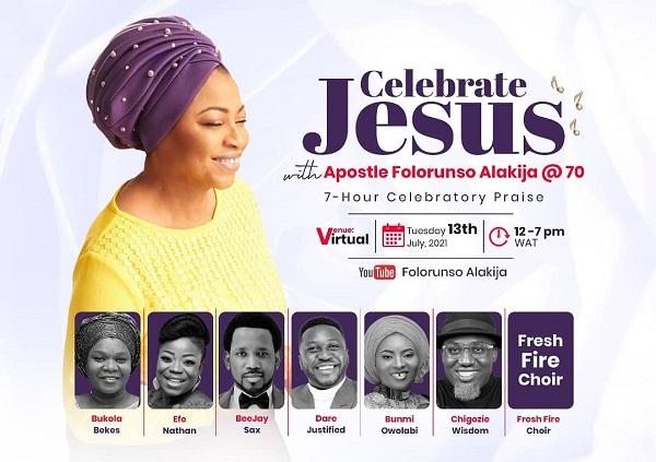 Folorunsho Alakija Set To Celebrate 70th Birthday With 7 Hours Praise