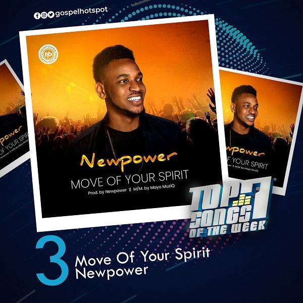 Move Of Your Spirit – Newpower
