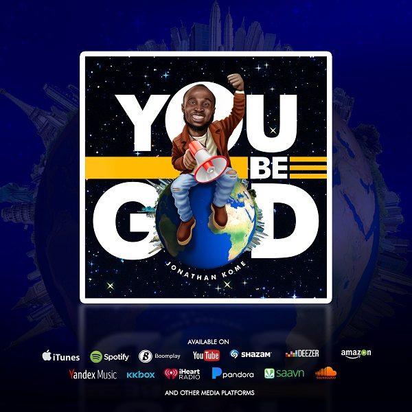 You Be God - Jonathan Kome