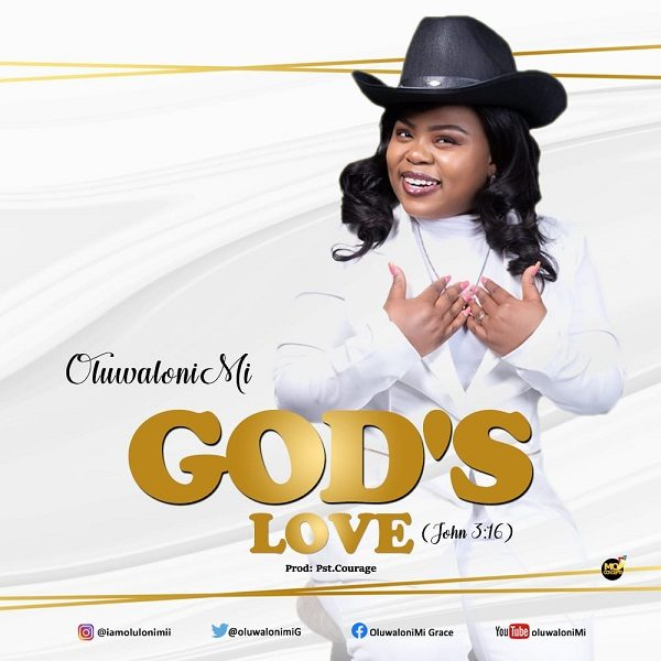 God's Love - Oluwalonimi