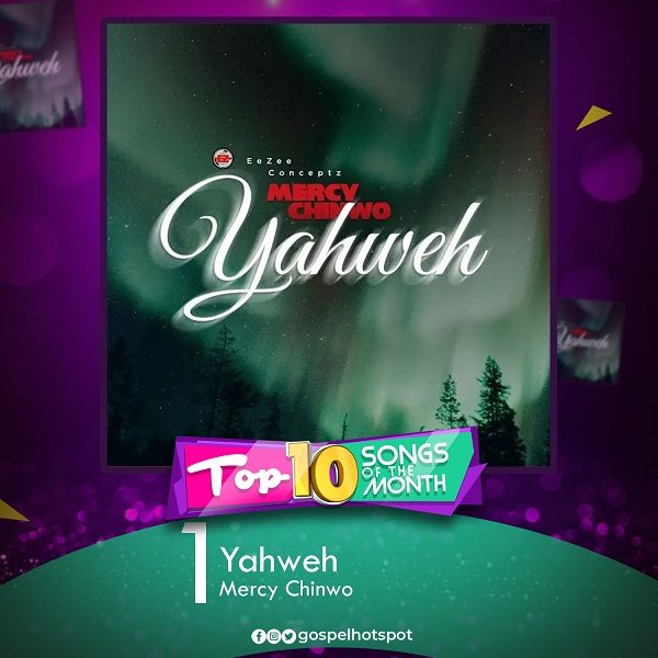 Yahweh – Mercy Chinwo