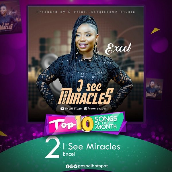 I See Miracles – Excel