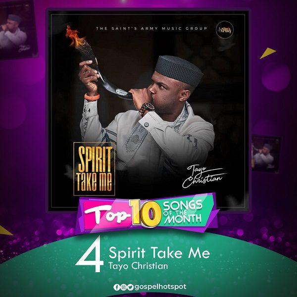Spirit Take Me – Tayo Christian