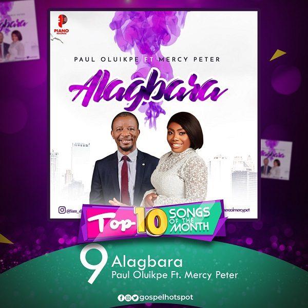 Alagbara – Paul Oluikpe Ft. Mercy Peter