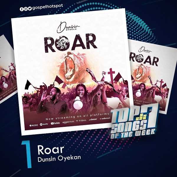 Roar – Dunsin Oyekan