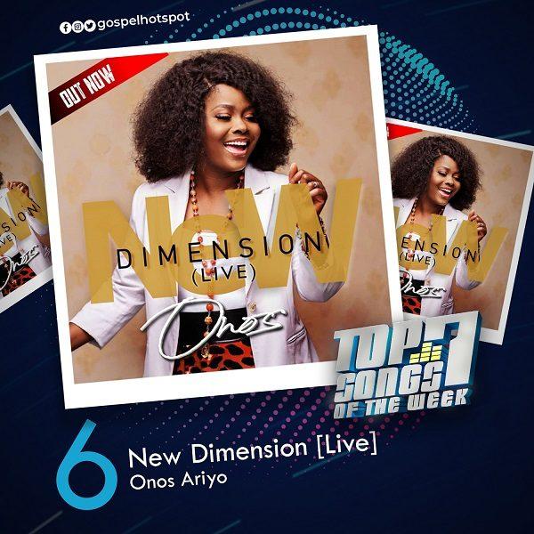 New Dimension – Onos Ariyo