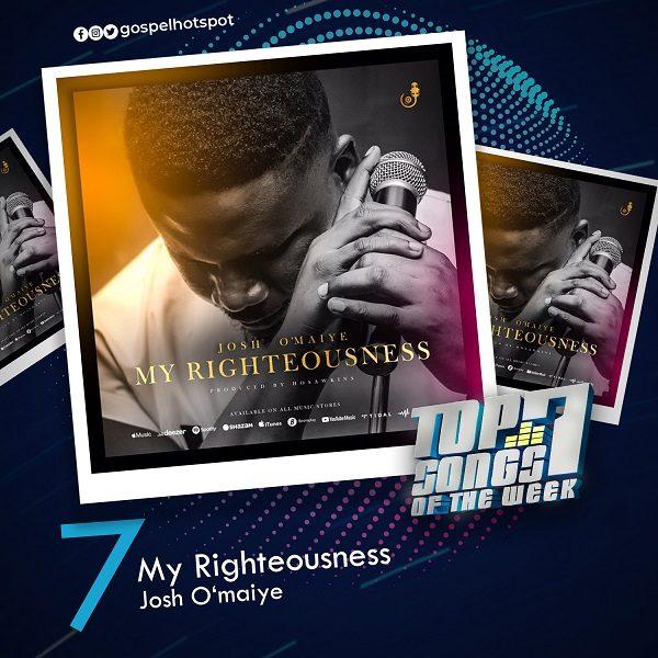 My Righteousness – Josh O'maiye