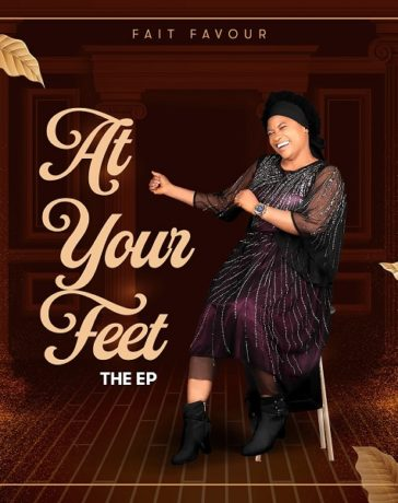[EP] At Your Feet - Fait Favour