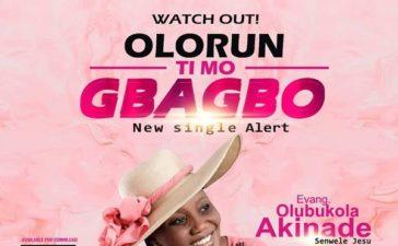 Olorun Ti Mo Gbagbo - Senwele Jesu
