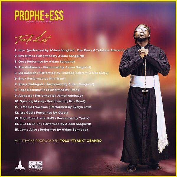 Prophetess - A'dam & Friends