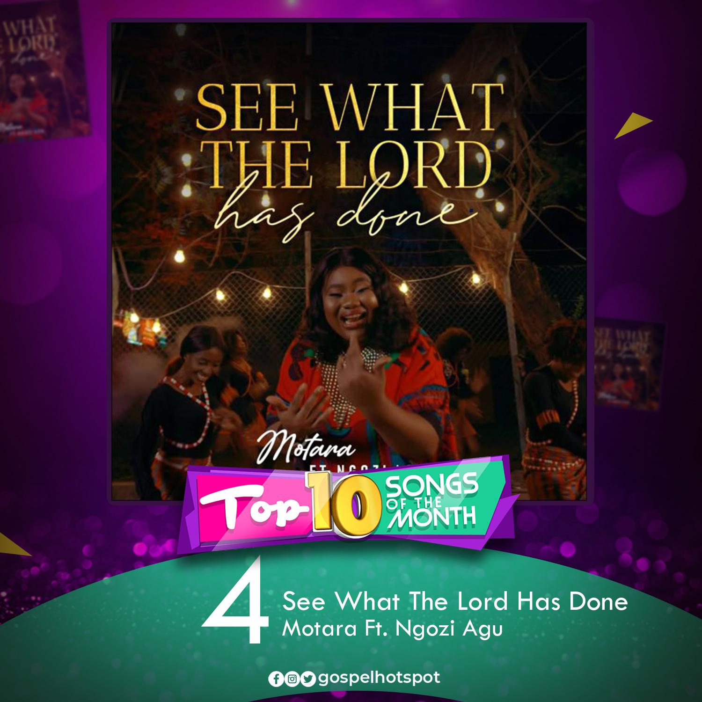 See What The Lord Has Done – Motara Ft. Ngozi Agu