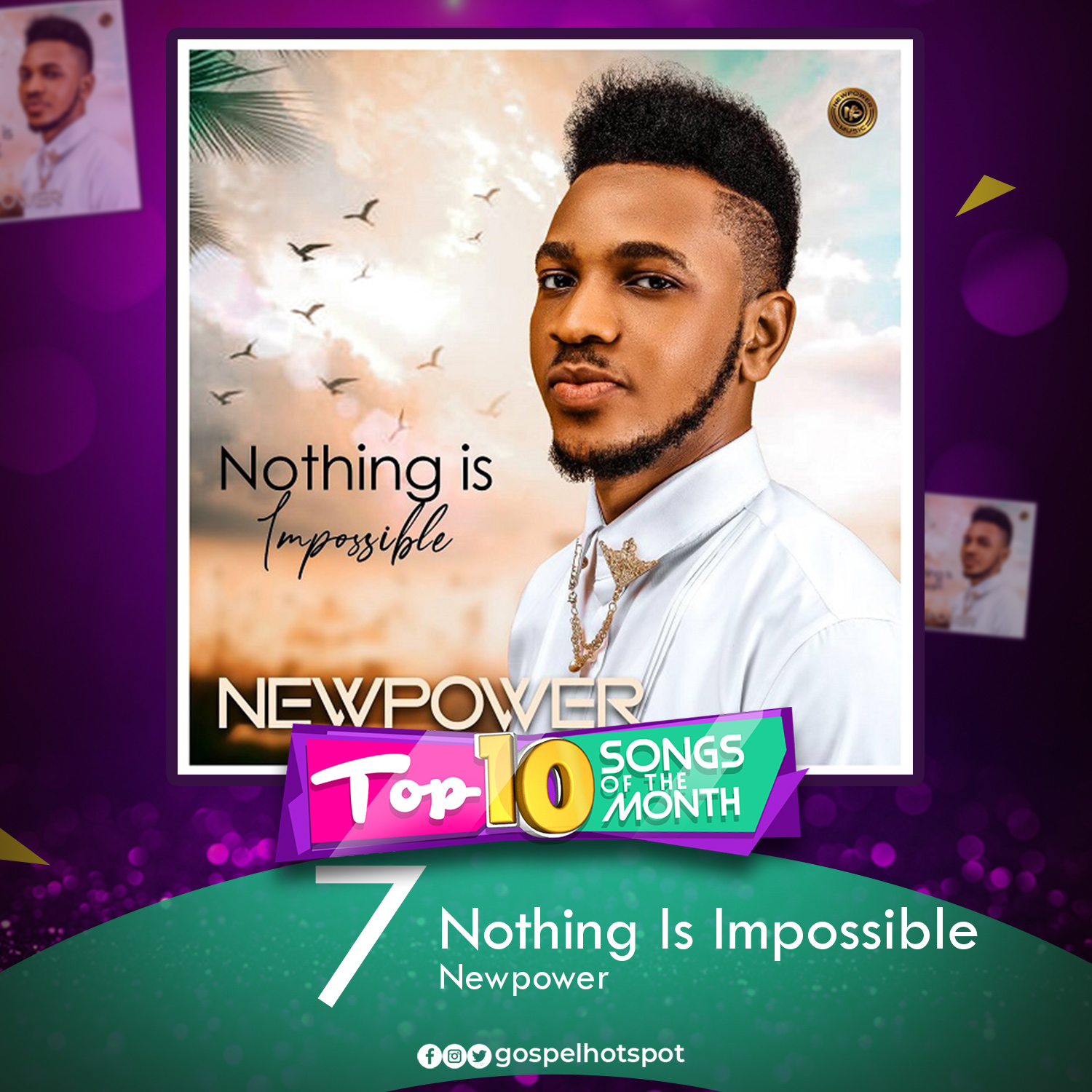 Nothing Is Impossible – Newpower