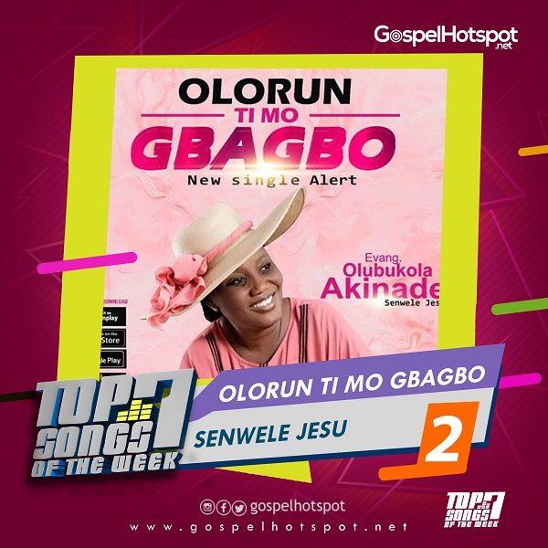 Olorun Ti Mo Gbagbo – Senwele Jesu