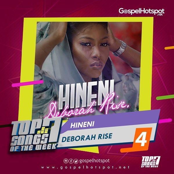 Hineni – Deborah Rise