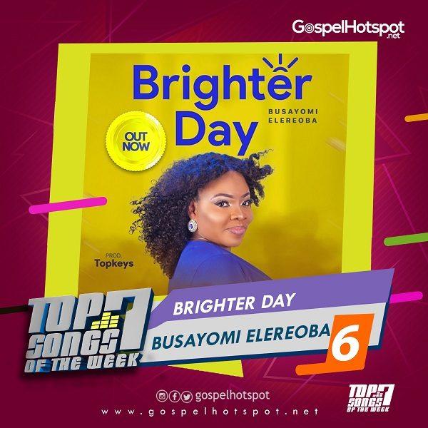 Brighter Day – Busayomi Elereoba
