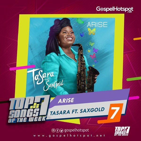 Arise – TaSara Ft. SaxGold