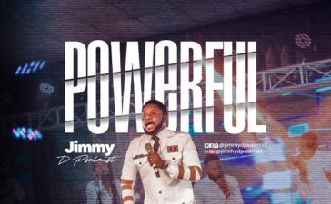 Powerful - Jimmy D Psalmist