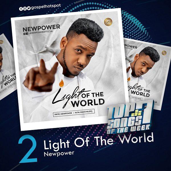 Light Of The World – Newpower