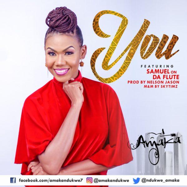 Amaka Ft. Samuel On Da Flute - You