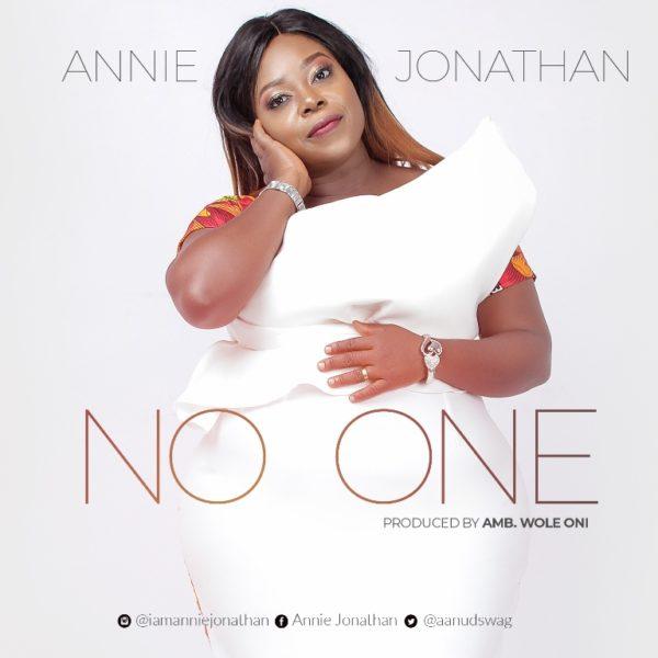 Annie Jonathan - No One