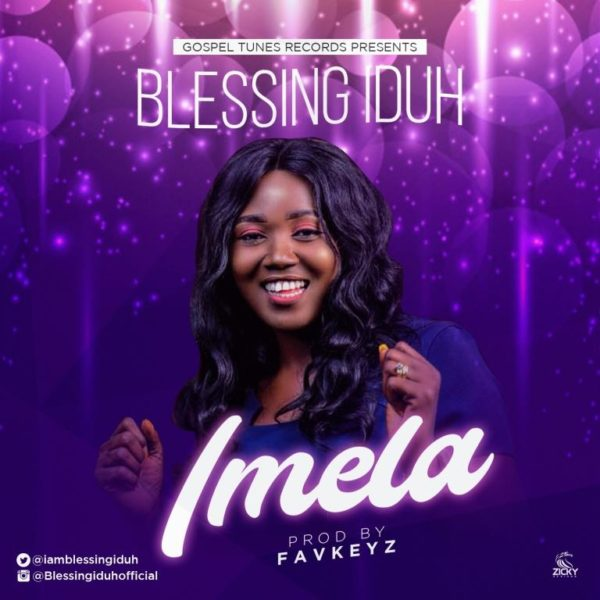 Blessing Iduh - Imela