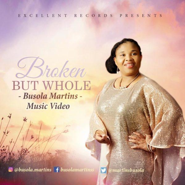 usola Martins - Broken But Whole