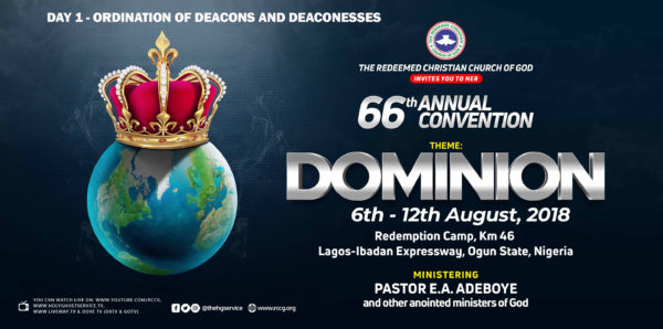 Ordination Of Deacons And Deaconesses