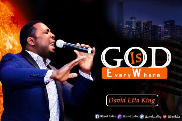 David Etta King - God Is Everywhere