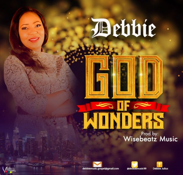 Debbie - God Of Wonders