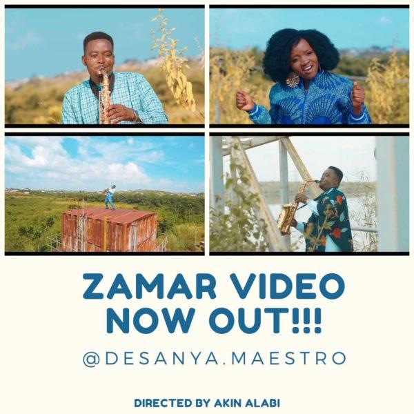 [Video] Desanya - Zamar