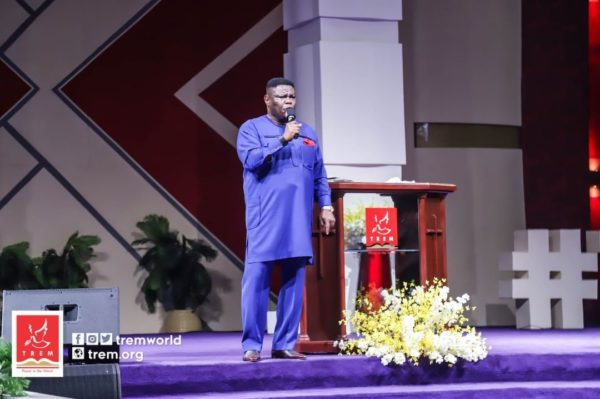 Dr. Mike Okonkwo TREM