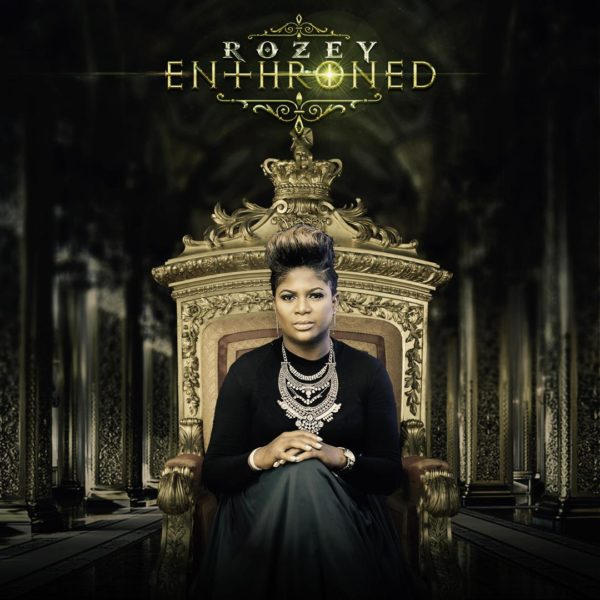 "Rozey Releases Her Anticipated Debut Album ""Enthroned"""