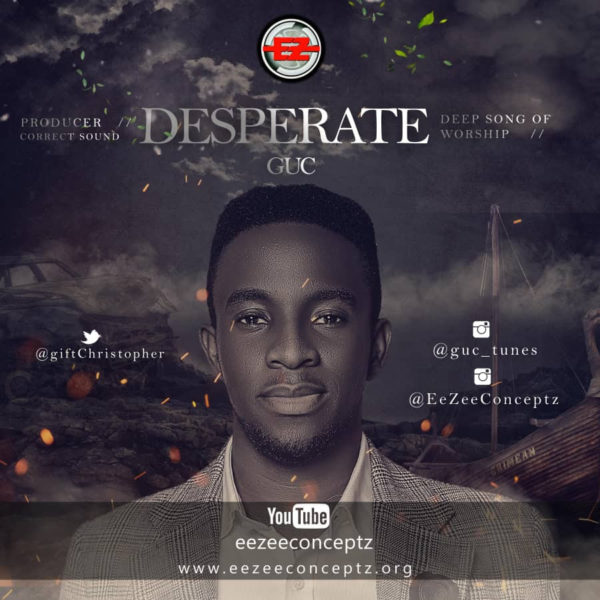 [Music + Video] GUC - Desperate