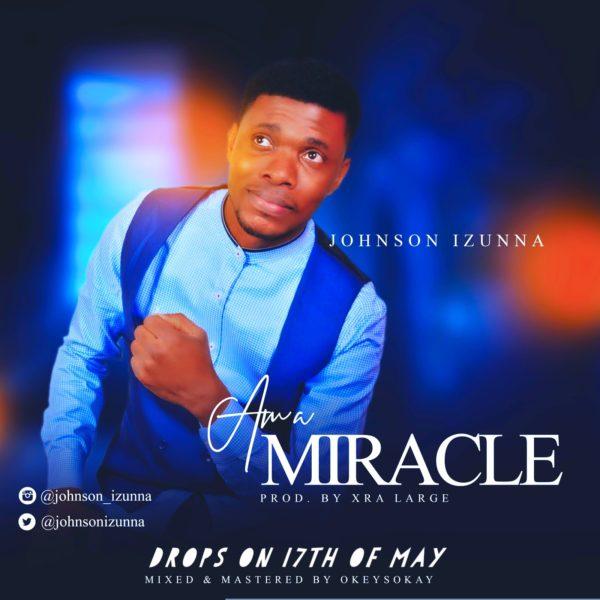 Johnson Izunna - Am A Miracle
