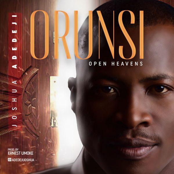 Joshua Adedeji - Orun Si