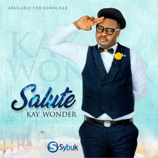 Kay Wonder - Salute