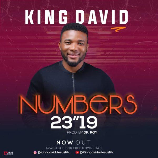 "King David - Numbers 23""19"