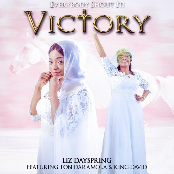 Liz Dayspring - Everybody Shout It! Victory
