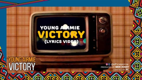 [Lyrics Video] Young Airmie - Victory
